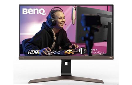 BenQ anuncia el BenQ EW2880U, un monitor con panel IPS, resolución 4K y conector USB Tipo C con capacidad de carga