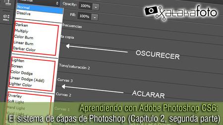 Aprendiendo con Adobe Photoshop CS6: El sistema de capas de Photoshop (Capítulo 2, segunda parte)