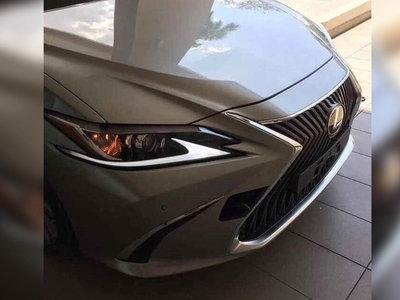 Y este sería el frontal del nuevo Lexus ES, filtrado antes de hora