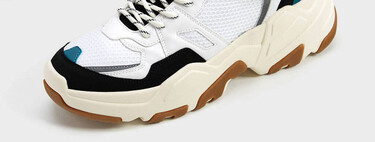 Éstas zapatillas blancas de Bershka están rebajadas por mitad de temporada y son justo lo que tu look de primavera necesita