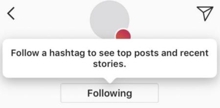Follow Hashtag en Instagram