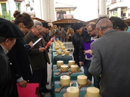 II Feria del Vino y del Queso de Ordizia
