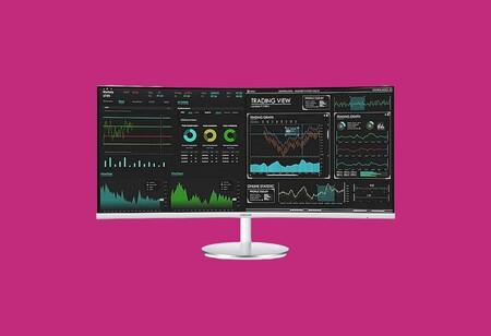 Este monitor ultrapanorámico de Samsung es ideal para trabajar y jugar y ahora cuesta casi 200 euros menos en Amazon