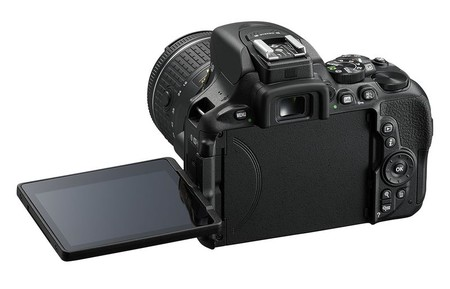 D5600 Afp 18 55 Vr Lcd 3