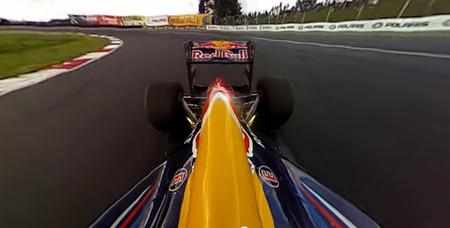 ¿Para cuando cámaras de 360º en la Fórmula 1?