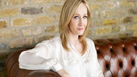 J. K. Rowling escribirá su primera novela para adultos