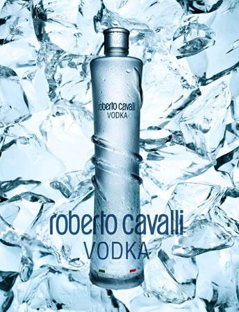 El vodka de Cavalli ahora en Madrid