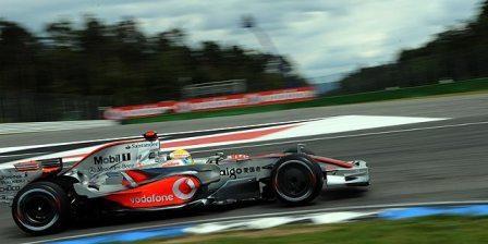 Lewis Hamilton vence con emoción en Hockenheim