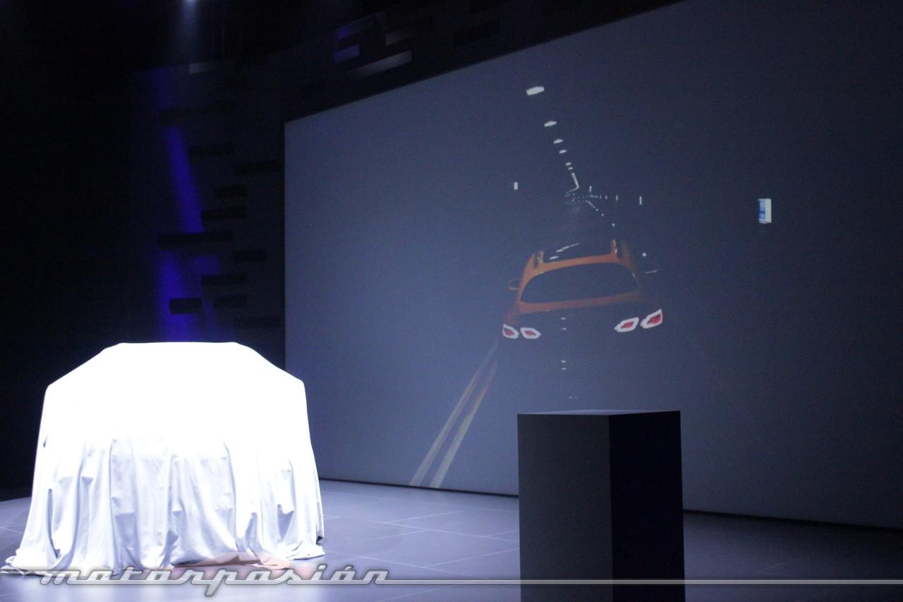 Foto de Mercedes-Benz Concept GLC Coupé (Premiere en Shangai) (6/26)
