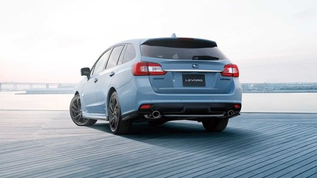 Subaru Levorg Sti Sport 4