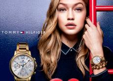 Si quieres dar la hora como Gigi Hadid estos son los relojes que ha diseñado para Tommy Hilfiger