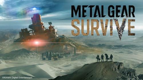 Metal Gear Survive no es lo que esperábamos. O sí