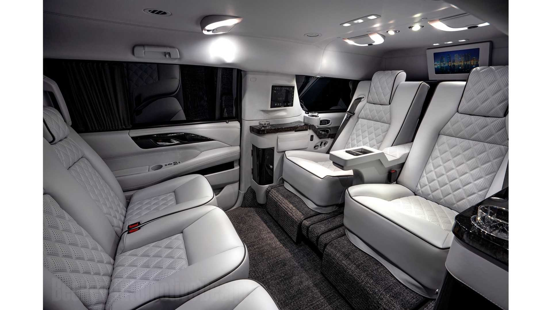 Foto de Cadillac Escalade ESV de Sylvester Stallone (19/23)
