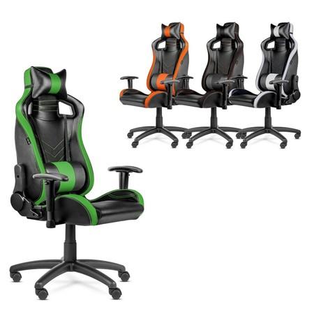 El cupón P10MIEDO de eBay, nos deja esta silla de gaming Pro de McHaus  por sólo 69,99 euros