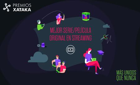 Mejor serie / película original en streaming: vota en los Premios Xataka 2020