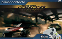 'Need for Speed: Undercover'. Primer contacto