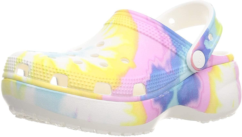 Crocs Women's Classic Clog | Platform Shoes For Women, Zueco. Mujer