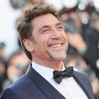 Javier Bardem presenta 'Todos lo saben' en Cannes con un elegante look impecable