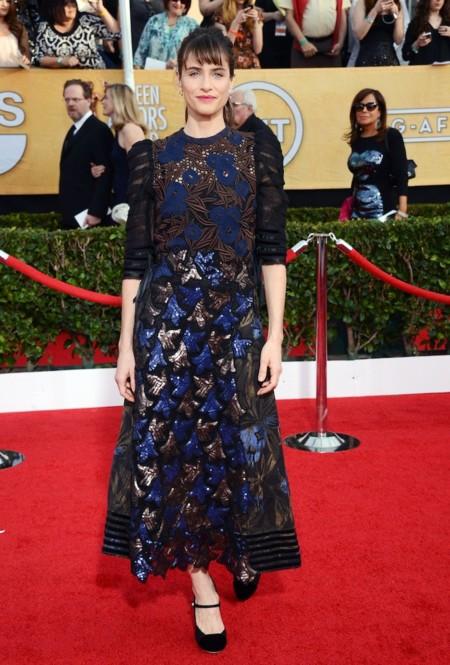 Amanda Peet premios SAG 2014