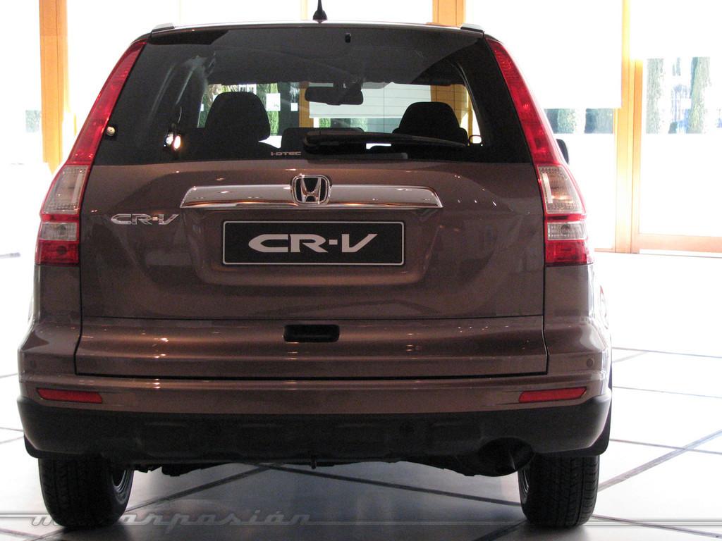 Foto de Honda CR-V (presentación) (37/45)