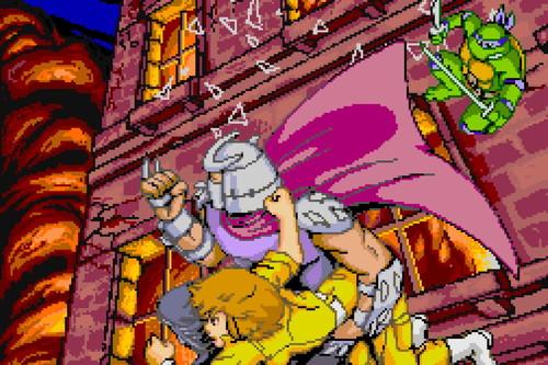 Retroanálisis de Teenage Mutant Ninja Turtles, el clásico arcade de Konami de las Tortugas Ninja Mutantes de 1989