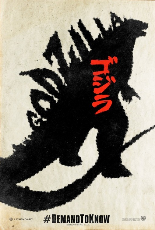 Foto de Carteles de la película 'Godzilla' (9/18)