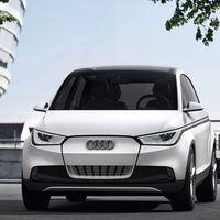 Audi tendrá un equivalente premium del VW Up!, pero será eléctrico