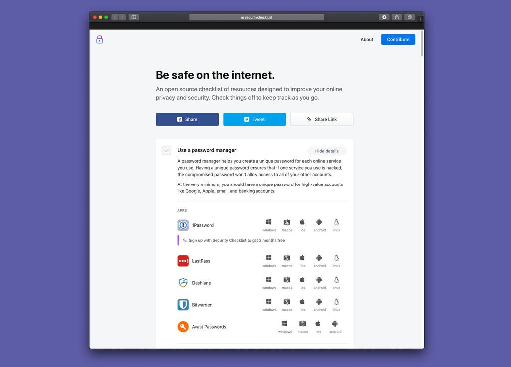 Esta web te permite saber cómo de seguros y privados son tus pasos en Internet