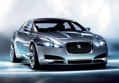 Jaguar XF, fotos oficiales del impresionante concept de Jaguar