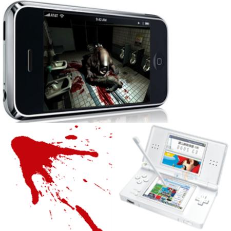 Teléfonos móviles, ¿son una amenaza para las consolas portátiles?