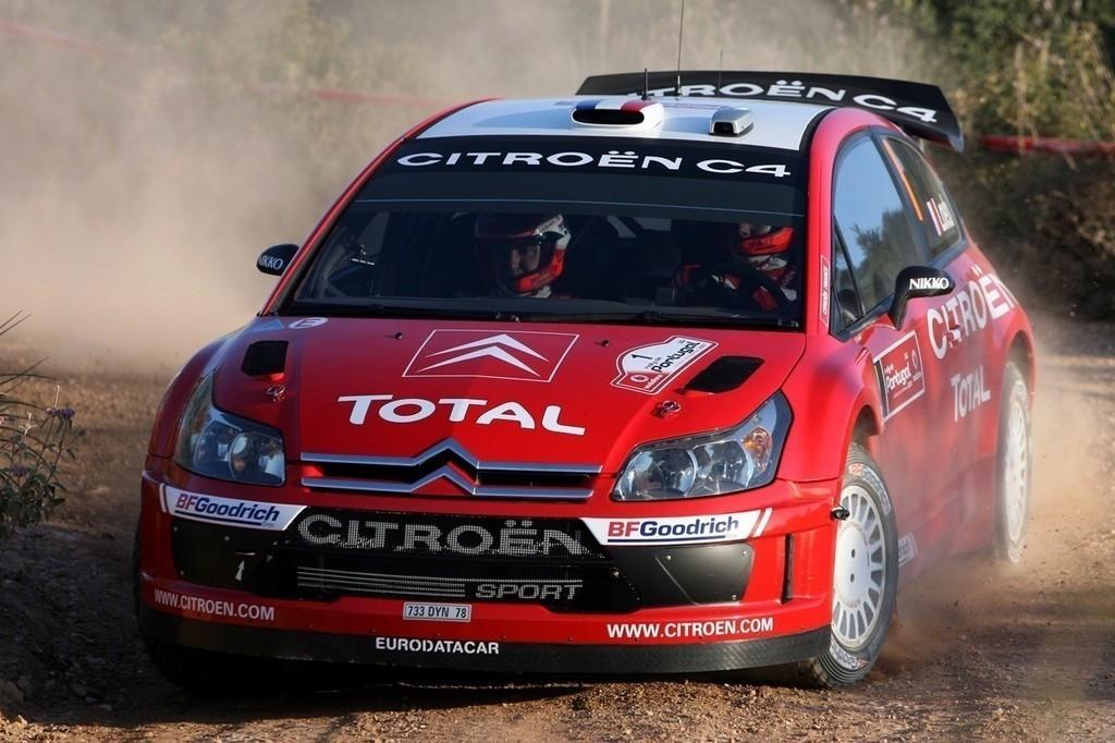 Citroen WRC Portugal 2007