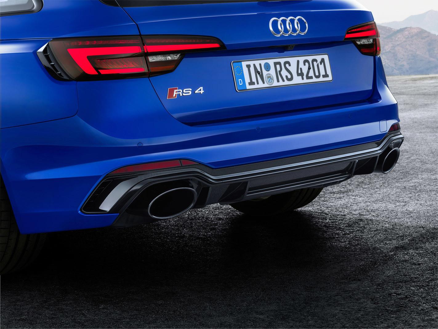 Foto de Audi RS4 Avant 2018 (1/23)