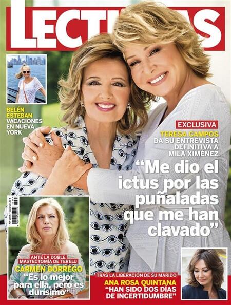 Maria Teresa Campos Y Mila Ximenez