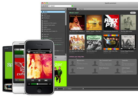 Spotify elimina los límites de tiempo en las cuentas gratuitas