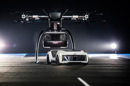 Audi Pop Up Model 4