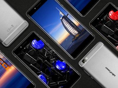 Ulefone se sube al tren del marco inexistente con el Ulefone Future