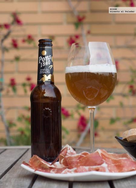 Cerveza Pons 1840 2