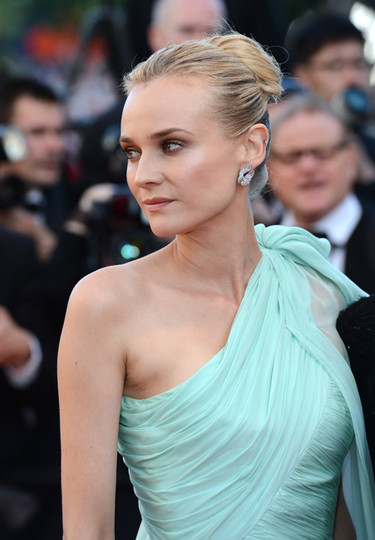 Diane Kruger, Cannes a tus pies y nosotros también