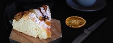 Fuimos a probar la rosca de reyes con ralladura de naranja de Comal de Piedra (y descubrimos esto)