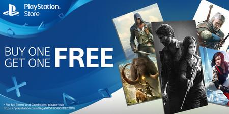¿Sobreviviste al Black Friday? Sony arranca hoy las rebajas Navideñas e incluye 2x1 en una selección de juegos