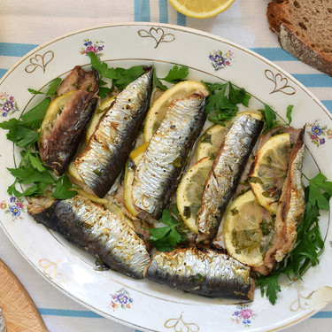 Sardinas al horno con perejil: la mejor receta para disfrutar del pescado en casa sin olores