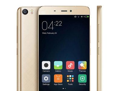 Xiaomi Mi5, con 64GB y ROM Global, por 237,51 euros y envío gratis