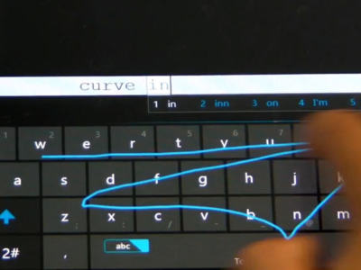 TouchPal lleva a los tablets con Windows 8 la escritura tipo Swype