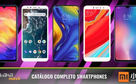 Xiaomi Mi MIX 3 5G, Mi 9 y Mi 9 SE, así encajan dentro del catálogo completo de smartphones Xiaomi en 2019