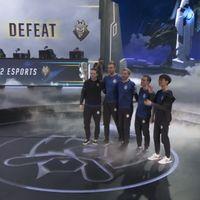 G2 Esports se derrumba frente a Invictus Gaming y dinamita la mitad del sueño europeo en Worlds