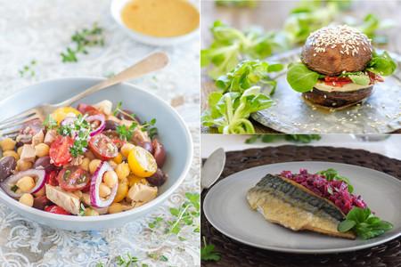 Recetas de ensaladas para adelgazar rapido