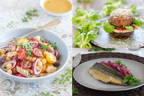 Si quieres adelgazar, no te limites a ensaladas de tomate: 77 recetas deliciosas que tienen cabida en tu dieta