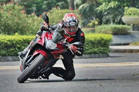 Suzuki Gsxr250r 2017