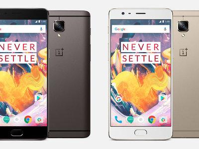 Smartphone OnePlus 3T 64GB por 428 euros en Igogo con este cupón