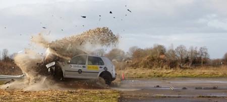 Con estas nuevas protecciones la FIA busca que los rallyes sean más seguros